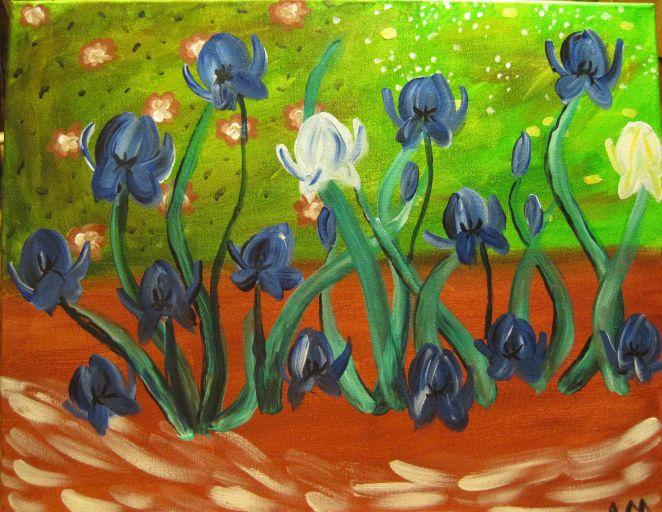 Paint & Sip, 3.15.15